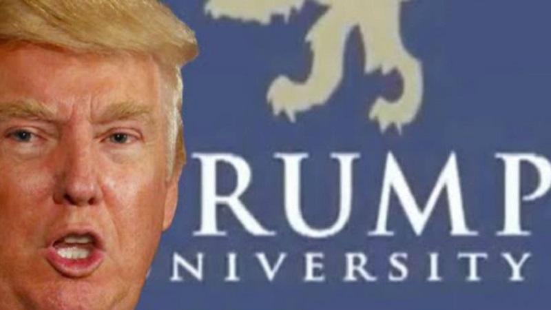 Nyilvánosságra hozták a Trump Egyetem elleni vizsgálat ...